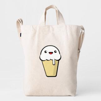 Kawaii Ice Cream Duck Bag