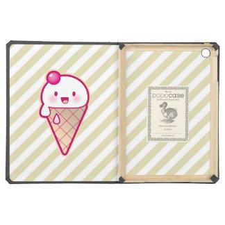 Kawaii Ice Cream iPad Air Cover