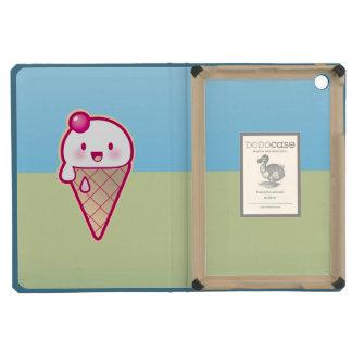 Kawaii Ice Cream iPad Mini Case