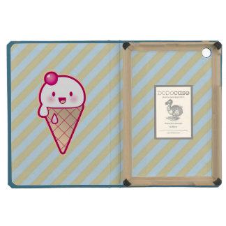 Kawaii Ice Cream iPad Mini Cover
