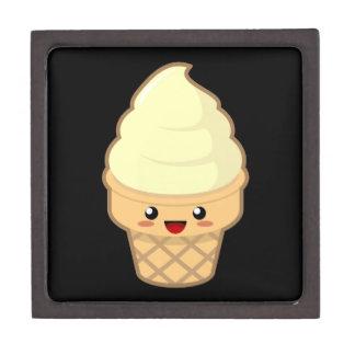 Kawaii Ice Cream Jewelry Box