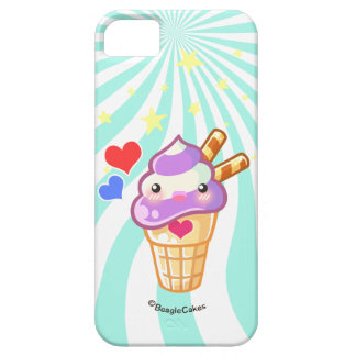Kawaii Ice Cream Phone Case iPhone 5 Cover