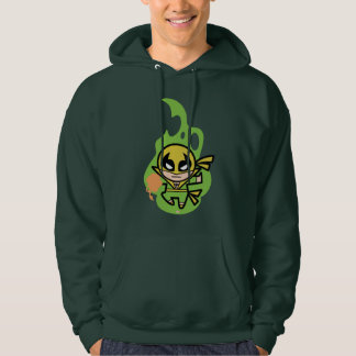 Kawaii Iron Fist Chi Manipulation Hoodie