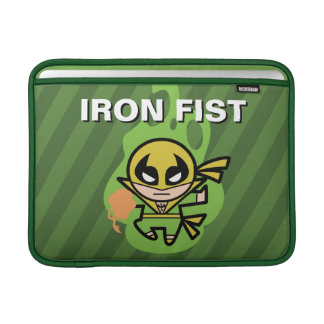 Kawaii Iron Fist Chi Manipulation MacBook Air Sleeve
