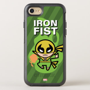 Kawaii Iron Fist Chi Manipulation OtterBox Symmetry iPhone 8/7 Case