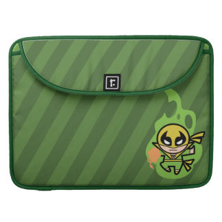 Kawaii Iron Fist Chi Manipulation Sleeve For MacBook Pro
