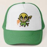 Kawaii Iron Fist Chi Manipulation Trucker Hat