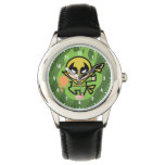 Kawaii Iron Fist Chi Manipulation Wrist Watch