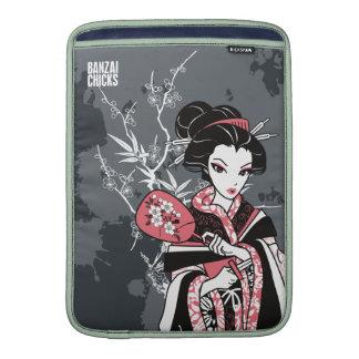 """Kawaii Izumi el chica de geisha 13"""" manga de aire  Fundas Macbook Air"""