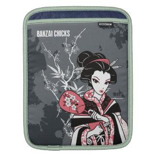 Kawaii Izumi la manga del iPad del chica de geisha Mangas De iPad