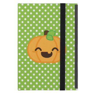 Kawaii Jack O Lantern Pumpkin iPad Mini Case