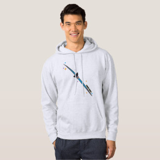 Kawaii Javelin Thrower Hoodie