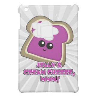 Kawaii Jelly and Cream Cheese Toast Case For The iPad Mini