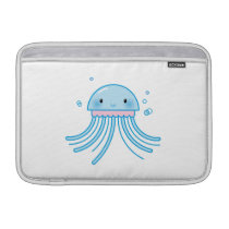 Kawaii jellyfish MacBook air sleeve