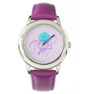 Kawaii Jellyfish - Men's, Women's, and Kid's Watch