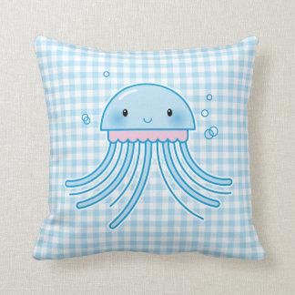 Kawaii jellyfish pillows