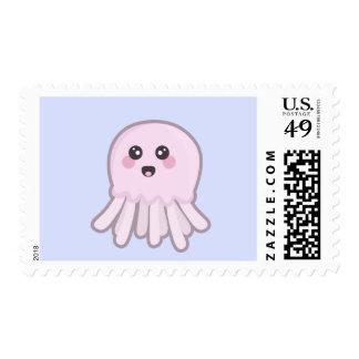 Kawaii Jellyfish Postage