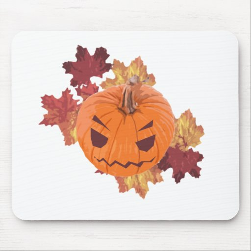 Kawaii Kabocha - the Supercute Pumpkin! Mouse Pad