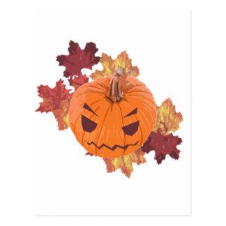 Kawaii Kabocha - the Supercute Pumpkin! Post Card
