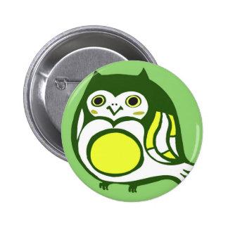 Kawaii Kitschy Owl Pin
