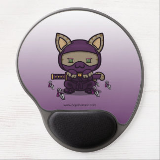 Kawaii Kitty (Kunoichi) Gel Mouse Mat