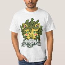 Kawaii Kitty (Medusa) T-Shirt