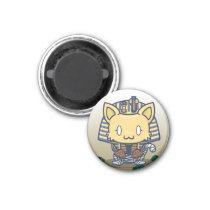 Kawaii Kitty (Mummy) Magnet
