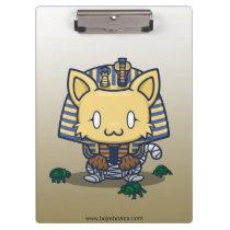 Kawaii Kitty (Mummy) Clipboard