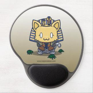 Kawaii Kitty (Mummy) Gel Mousepad