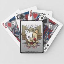 Kawaii Kitty (Phantom of the Opera) Bicycle Playing Cards