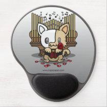 Kawaii Kitty (Phantom of the Opera) Gel Mousepad
