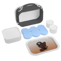 Kawaii Kitty (Pirate) Lunch Box