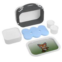 Kawaii Kitty (Tiger) Lunch Box