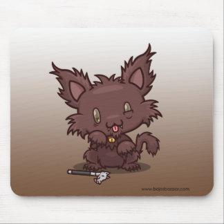 Kawaii Kitty (Werewolf) Mousepad