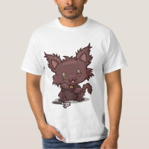 Kawaii Kitty (Werewolf) T-Shirt