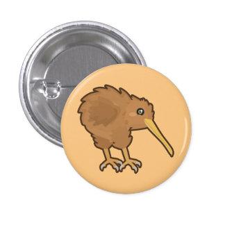 Kawaii Kiwi 1 Inch Round Button