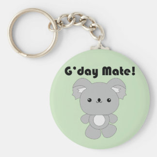 Kawaii Koala keychain