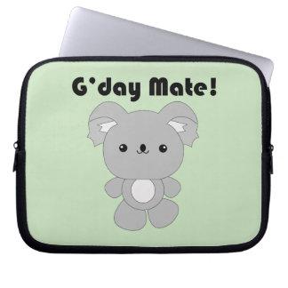 Kawaii Koala laptop sleeve