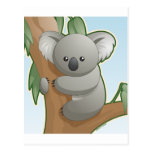 Kawaii Koala Post Cards