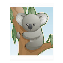 Kawaii Koala Postcard