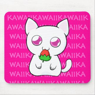 Kawaii Koneko Mousepad