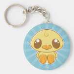 Kawaii Kuties - Lil' Yellow Duckie Keychain