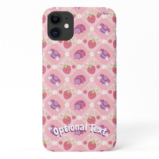 Kawaii Ladybug iPhone 11 Case