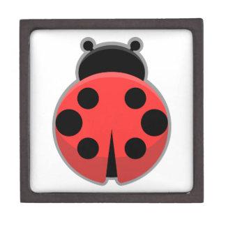 Kawaii Ladybug Gift Box