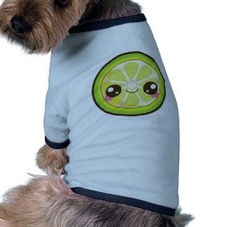 Kawaii Lime Doggie Tee Shirt