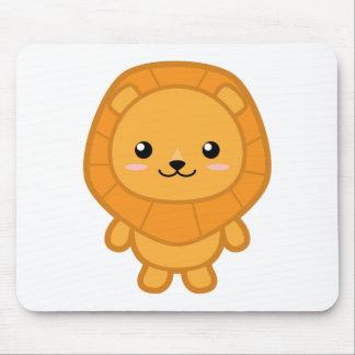 Kawaii Lion Mouse Pad