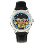 Kawaii Luke Cage Flexing Wrist Watch