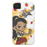 Kawaii Madison Steampunk Chibi 9700/9780 iPhone 4 Case-Mate Funda