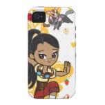Kawaii Madison the Steampunk Chibi iPhone 4 Case