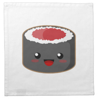 Kawaii Maki Roll Cloth Napkin